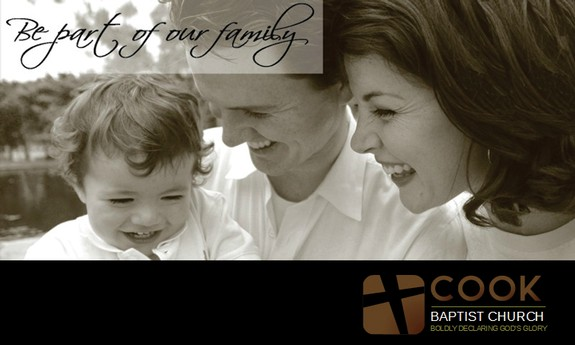 COOK BAPTIST CHURCH
