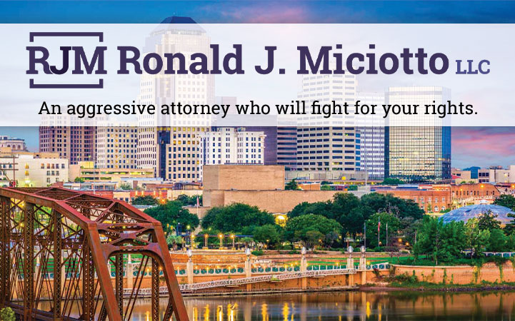 RONALD J. MICIOTTO LAW OFFICE