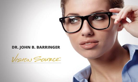 JOHN B. BARRINGER - VISION SOURCE