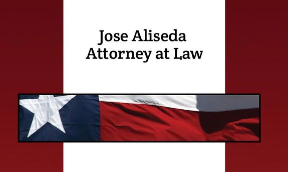 JOSE ALISEDA, DISTRICT ATTORNEY