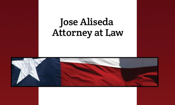 JOSE ALISEDA, DISTRICT ATTORNEY