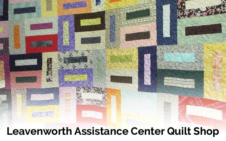 LEAVENWORTH ASSISTANCE CENTER (LAC) -THRIFT SHOP