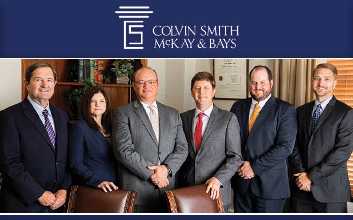 COLVIN, SMITH, MC KAY & BAYS