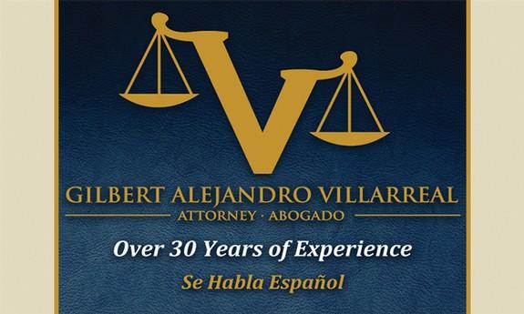 GILBERT ALEJANDRO VILLARREAL, P.C.