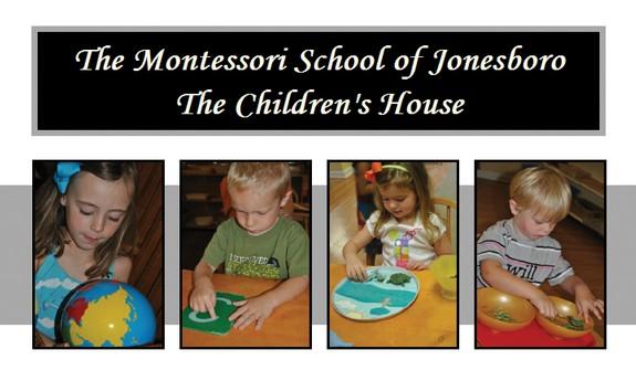 THE MONTESSORI SCHOOL OF JONESBORO