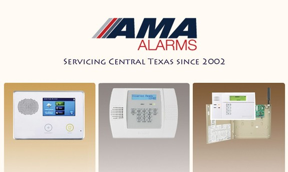 AMA ALARMS - Local SECURITY SYSTEMS in Round Rock, TX