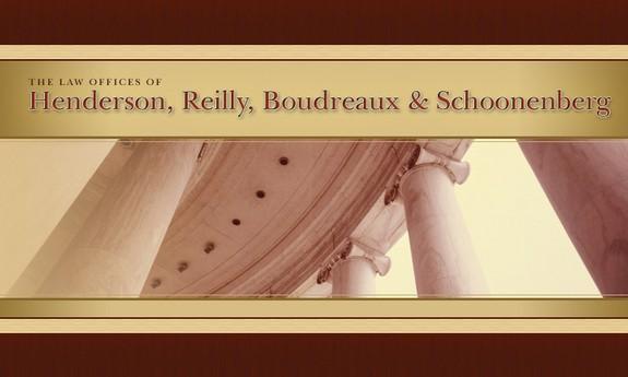 HENDERSON, REILLY, BOUDREAUX & SCHOONENBERG