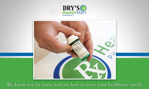 DRY'S PHARMACY, LLC