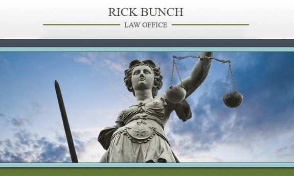RICK BUNCH LAW OFFICE