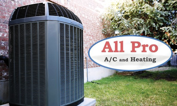 ALL PRO A/C AND HEATING, LLC