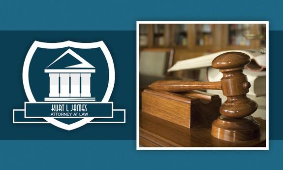 KURT L. JAMES - ATTORNEY AT LAW