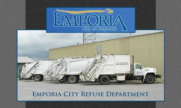 EMPORIA CITY REFUSE DEPARTMENT