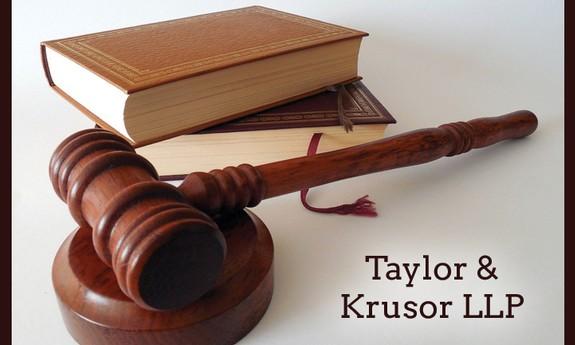 TAYLOR & KRUSOR LLP