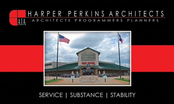 HARPER PERKINS ARCHITECTS