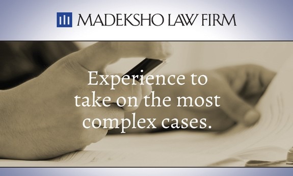 MADEKSHO LAW FIRM, PLLC