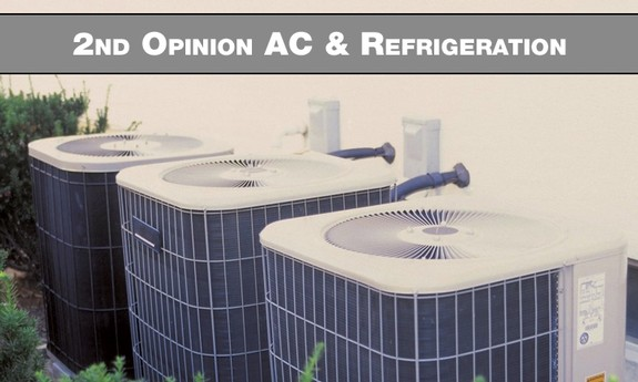 2ND OPINION AIR CONDITIONING & REFRIGERATION
