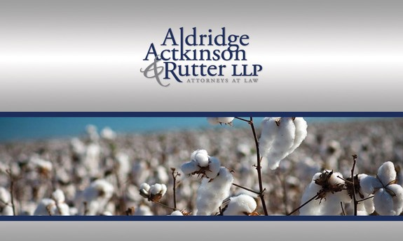 ALDRIDGE, ACTKINSON & RUTTER, LLP