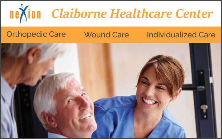 CLAIBORNE HEALTHCARE CENTER
