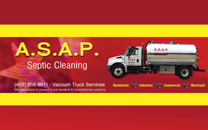 A.S.A.P. SEPTIC CLEANING