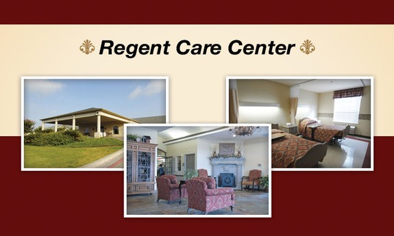 REGENT CARE CENTER OF WOODWAY