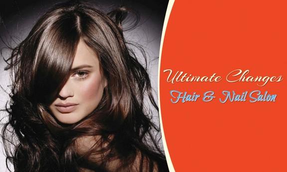 ULTIMATE CHANGES HAIR & NAIL SALON