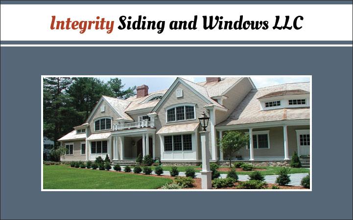 INTEGRITY SIDING & WINDOW, LLC