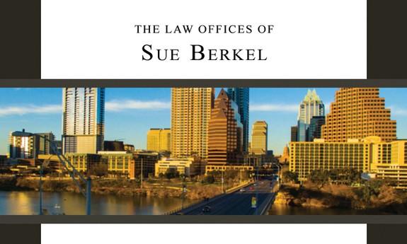 SUE BERKEL ATTORNEY AT LAW