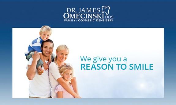 JAMES OMECINSKI, DDS