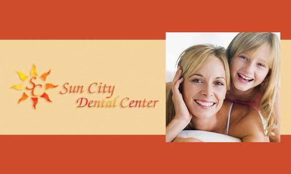 SUN CITY DENTAL CENTER - PATRICK CARR, DDS