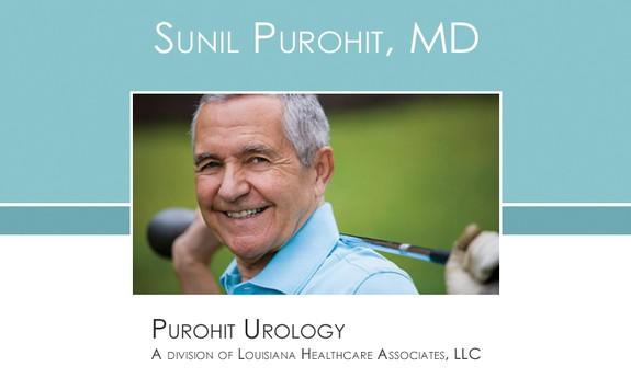 DR. SUNIL K. PUROHIT