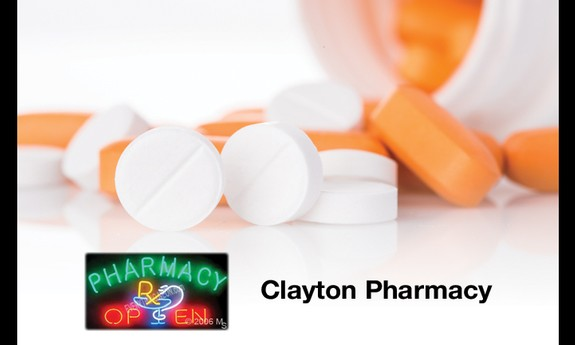 CLAYTON PHARMACY & MEDICAL