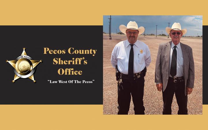 PECOS COUNTY SHERIFF