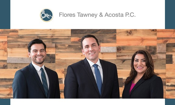 FLORES TAWNEY AND ACOSTA PC