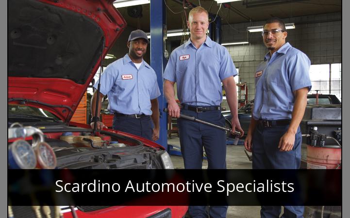 SCARDINO'S AUTOMOTIVE SPECIALISTS