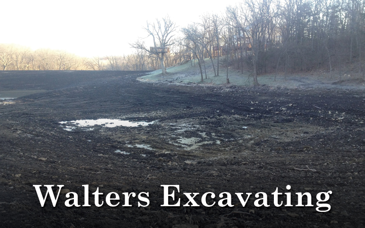 WALTERS EXCAVATING LLC