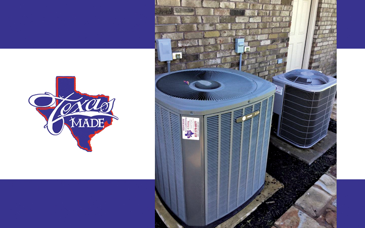 TEXAS MADE AIR CONDITIONING & HEATING