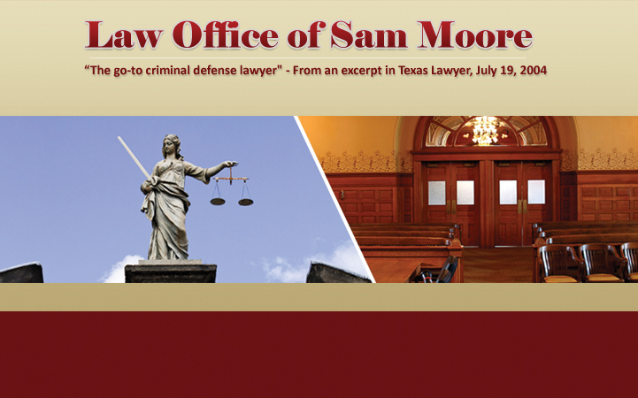 LAW OFFICE OF SAM MOORE