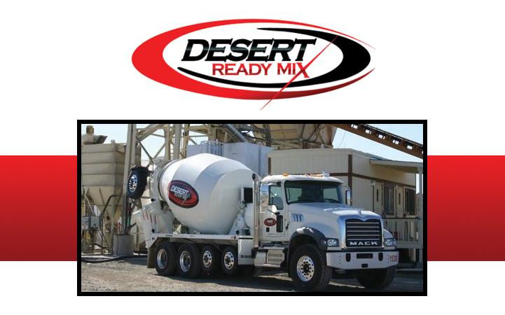 DESERT READY MIX