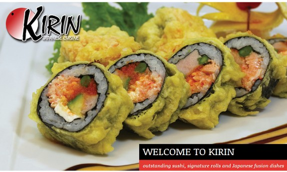 KIRIN SUSHI RESTAURANT
