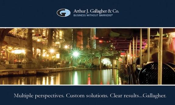 ARTHUR J. GALLAGHER & COMPANY - SAN ANTONIO