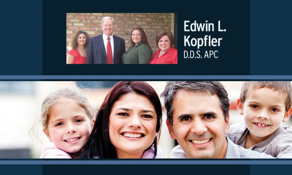 EDWIN L. KOPFLER, DDS