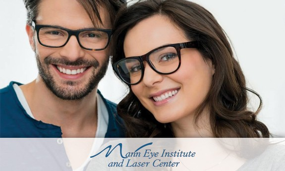 MANN EYE INSTITUTE AND LASER CENTER