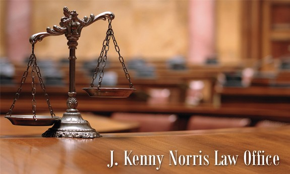 J KENNY NORRIS LAW OFFICE