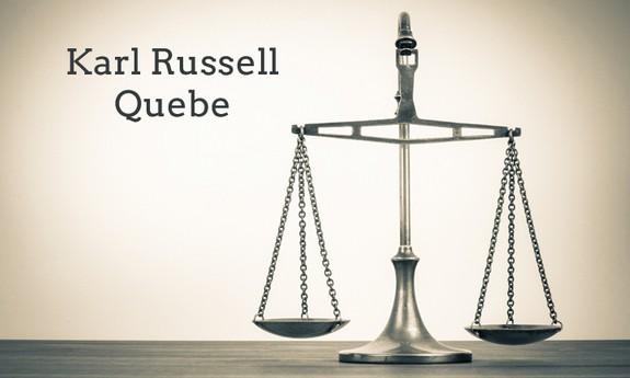 KARL R. QUEBE