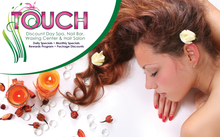 TOUCH DISCOUNT DAY SPA
