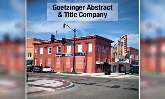 GOETZINGER ABSTRACT & TITLE COMPANY