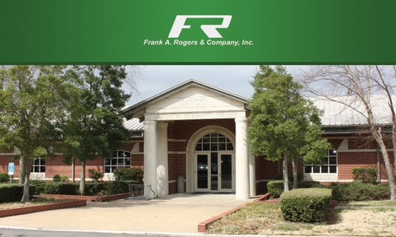 FRANK A. ROGERS & COMPANY, INC.