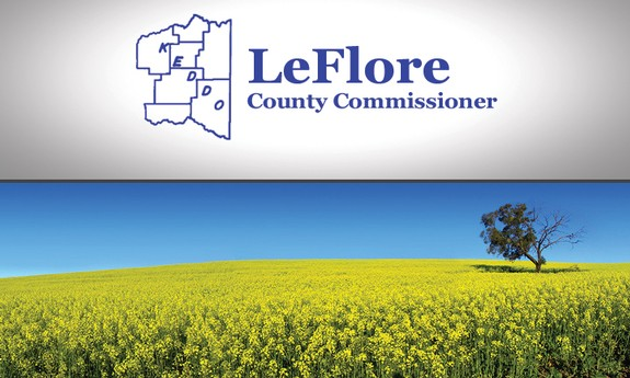 LE FLORE COUNTY COMMISSIONER
