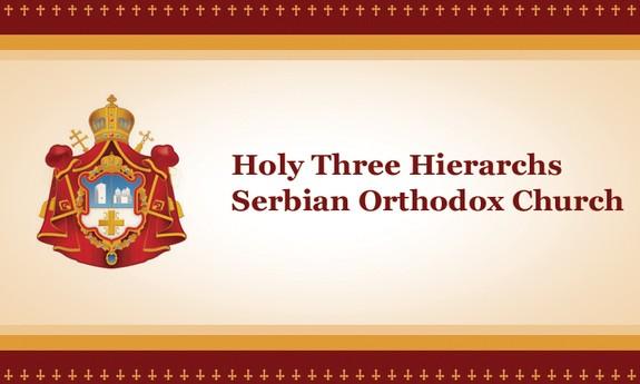 HOLY THREE HIERARCHS SERBIAN ORTHODOX CHURCH