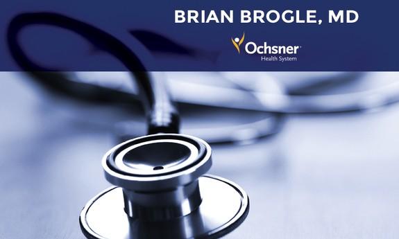 BRIAN N. BROGLE, MD